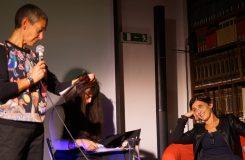 """ReteDonne Momentaufnahme aus der Lesung und Kommentierung von """"Cosa pensano le ragazze"""" von Concita de Gregorio"""